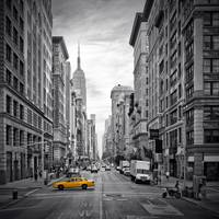 5th Avenue NYC Traffic I
