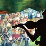 """Fiddler Fans"" by faythemills"
