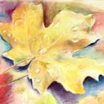 """""""Fall Leaf"""" by faythemills"""