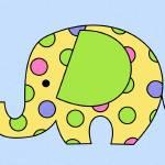 """Elephant90"" by DMibus"
