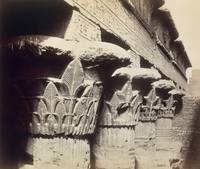 The Capitals of the Portico, Temple of Khnum, Esna
