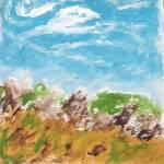 """""""Impressionist Angelic Landscape"""" by spiritualartist"""