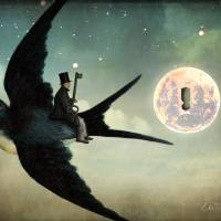 Keep your Secrets Art Prints & Posters by Catrin Welz-Stein