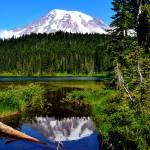 """""""Reflection lake"""" by TaraEllisPhotography"""