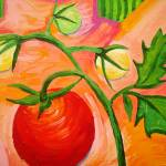 """Seeds of Change - detail 4, neck tomatoes"" by sondrasula"
