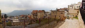 View from Tzfat