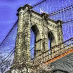 """""""Brooklyn Bridge"""" by RickWoehrle"""
