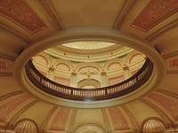 Capital Building Interior, Sacramento, California