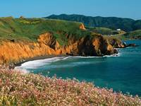 Mori Point, San Mateo County, California