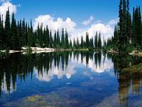 Balsam Lake, Mount Revelstoke National Park, Briti
