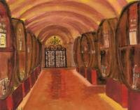 Beaune Wine Cave
