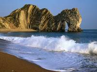 Durdle Door, Lulworth Cove, Dorset, England