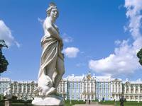 Catherine Palace, Pushkin, St. Petersburg, Russia