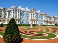 Catherine Palace, St. Petersburg. Russia