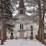 """""""Old Logan Church (Pop Art Filter)"""" by FingerLakesPhotos"""