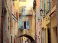 A Ray of Light, VilleFranche, France