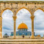 """Dome of the Rock"" by dbwalton"