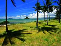 Chinaman's Hat, Oahu, Hawaii