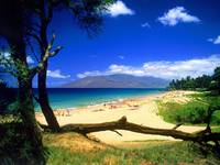 Kihei Beach, Maui, Hawaii
