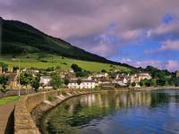 Carlingford, Cooley Peninsula, County Louth, Irela