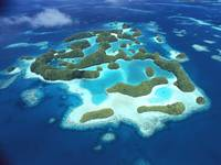 Rock Islands of Palau
