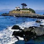 """Battery Point Lighthouse, Crescent City, Californi"" by canvass22"