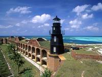 Fort Jefferson, Dry Tortugas National Park, Florid