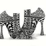 """Whimsical Shoes"" by Nanwright"
