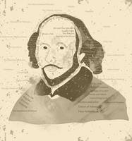 Shakespeare-Art-Vintage