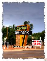 On the Mother Road - Cactus RV Park