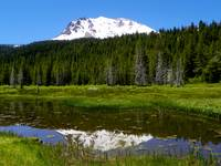 The Beauty Of Mount Lassen
