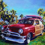"""California Woodie"" by RDRiccoboni"