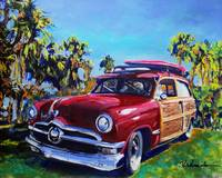 California Woodie