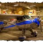 """Luscombe Aviation Silvaire - III (8210)"" by BKap"