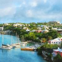 St. George's Harbour, Bermuda Art Prints & Posters by Susan Savad