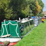 """""""Boats Near Horninglow Basin (21246-RDA)"""" by rodjohnson"""