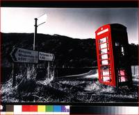 BT Phone Box in the Lakes UK