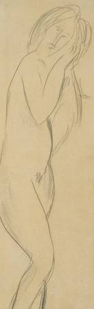 Untitled (Nude Woman)
