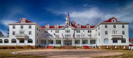 The Stanley Hotel Panorama