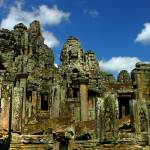 """Bayon Temple"" by JoeyAgbayani"