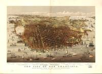 Vintage Pictorial Map of San Francisco (1878)