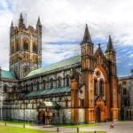 """""""Buckfast Abbey"""" by SteveWalton"""