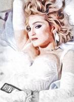 Madonna - Touched for the very first time - Pop Ar