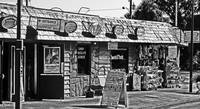 sweet shack bw
