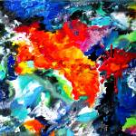 """Bright Painting with Colors"" by galina"