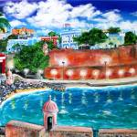 """Old San Juan - La Fortaleza"" by galina"