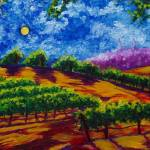 """Midnight in the Vineyards"" by Lisavmaus"