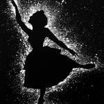 """""""Ballerina Silhouette"""" by BarbaraPelizzoli"""