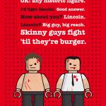 """My Fight club lego dialogue poster"" by Chungkong"
