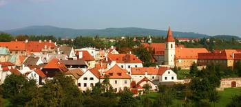 Czech Republic Village